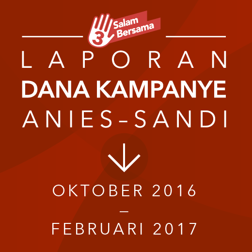 download laporan dana kampanye